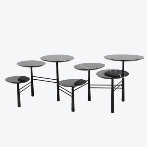 Pebble Coffee Table Marble