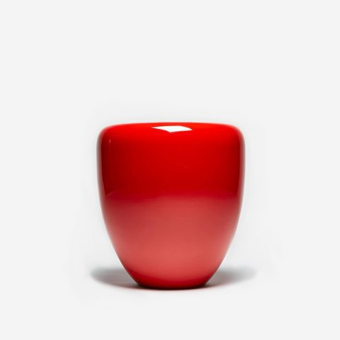 Table d'Appoint Dot Rouge Iconique