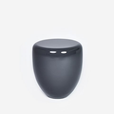 Dot Slate Grey Side Table
