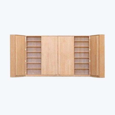 Folded Bookcase