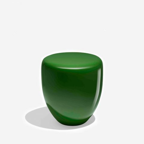 Dot Green Side Table