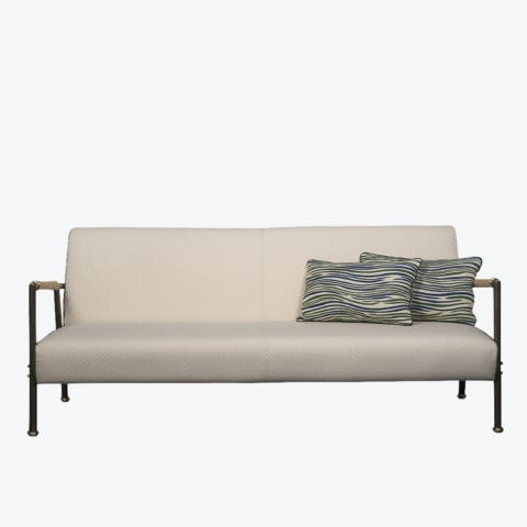 Lodge Outdoor Sofa