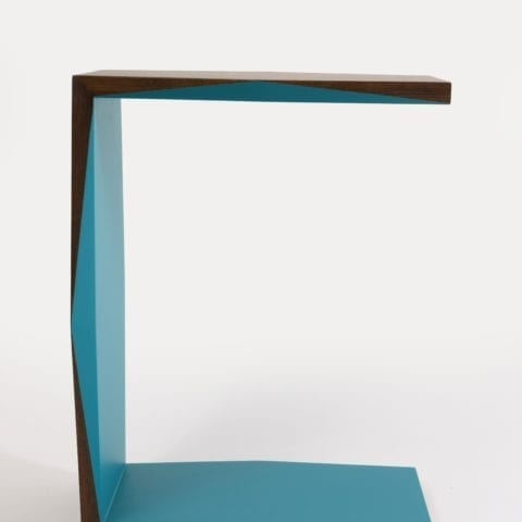 Origami C occasional table by Nada Debs