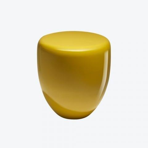 Dot Warm Saffron Side Table