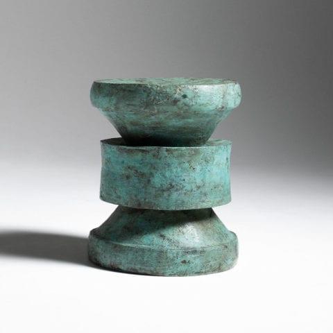 Tabouret Barth Bronze