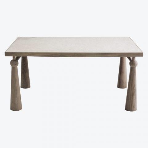 Piatro Rectangular Mosaic Dining Table