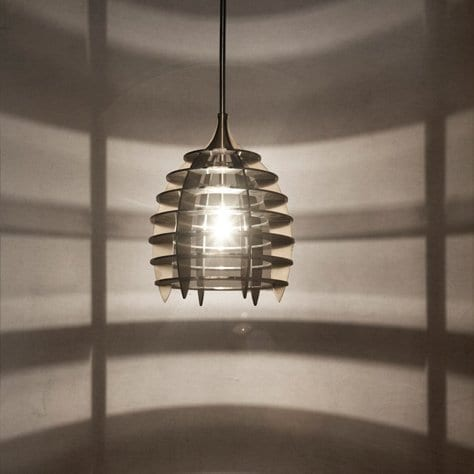 Ceiling Light MVO by Erwan Boulloud - The Invisible Collection