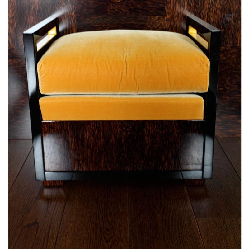 Zamalek Stool by CSLB Studio - The Invisible Collection