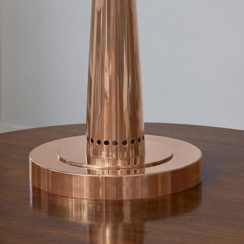Cone Table Lamp by Cristina Prandoni