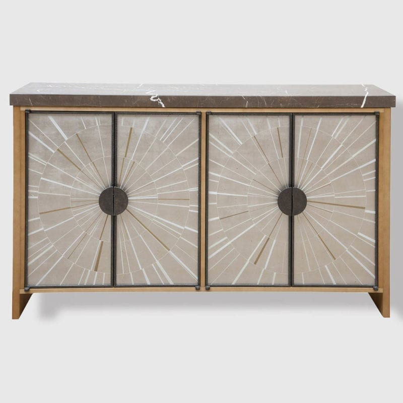 Iris buffet by CSLB Studio - The Invisible Collection