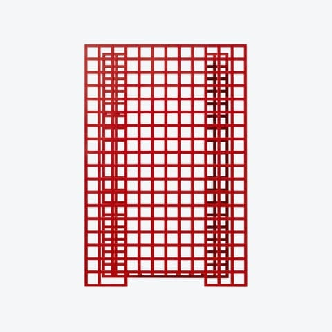 Grid Wall Lamp