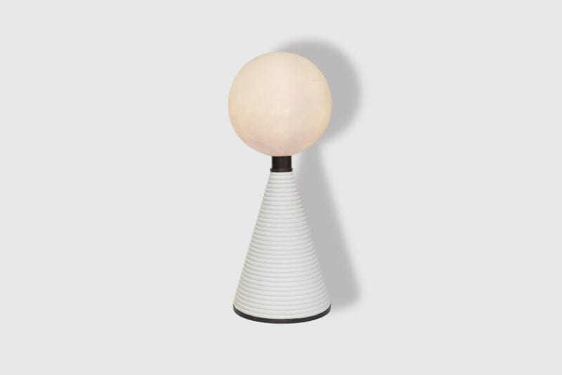 Cordage Lamp by CSLB Studio - The Invisible Collection