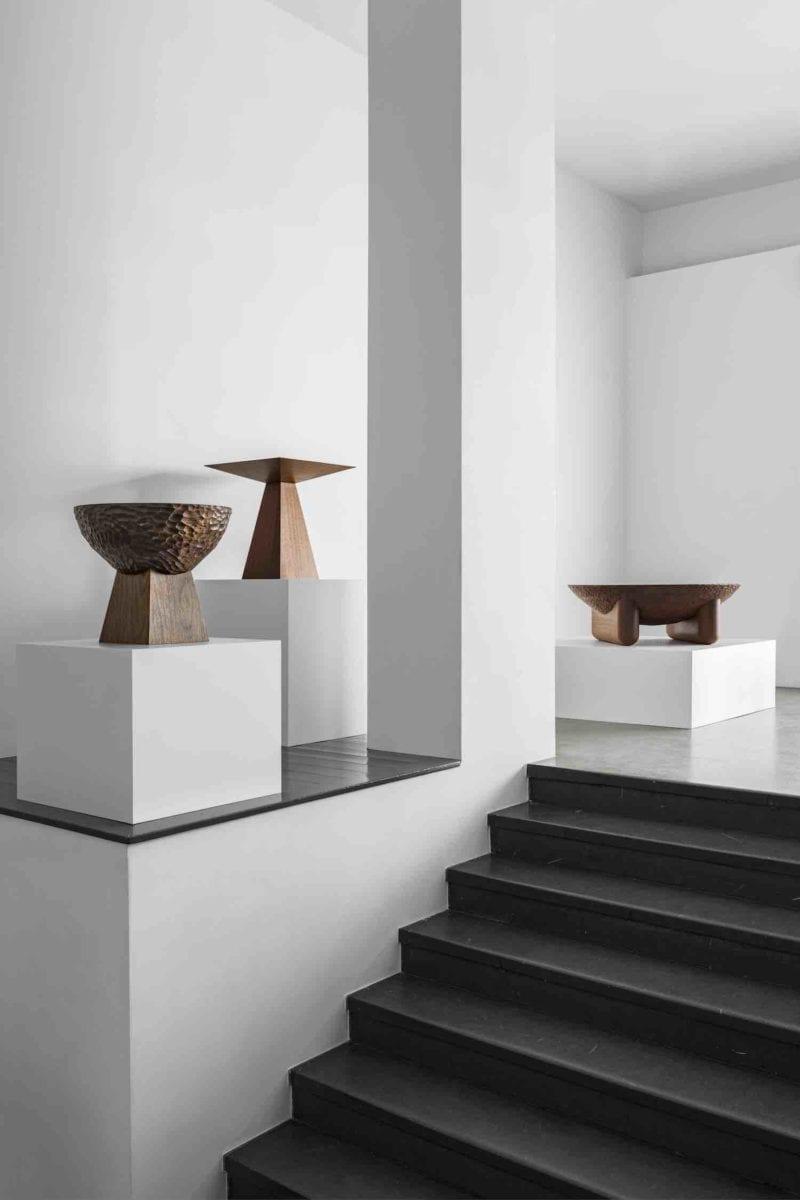 La Table d'appoint SKS01 par Louise Liljenkrantz - The Invisible Collection