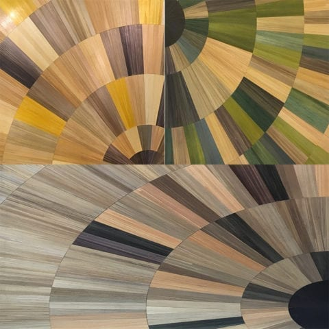coffee table iris by cslb studio, caroline sarkozy - the invisible collection