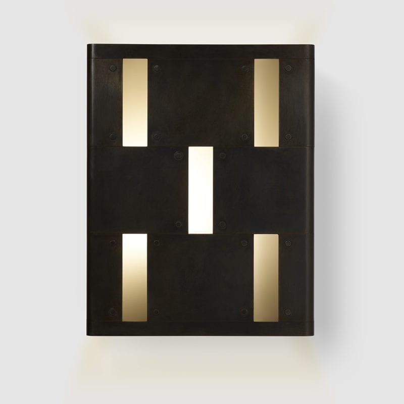 Milano Wall Lamp by Cristina Prandoni - Available on The Invisible Collection