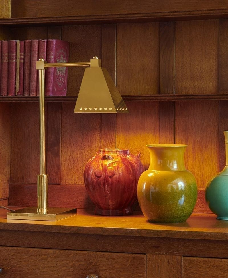 Rougemont Table Lamp by Cristina Prandoni - Available on The Invisible Collection