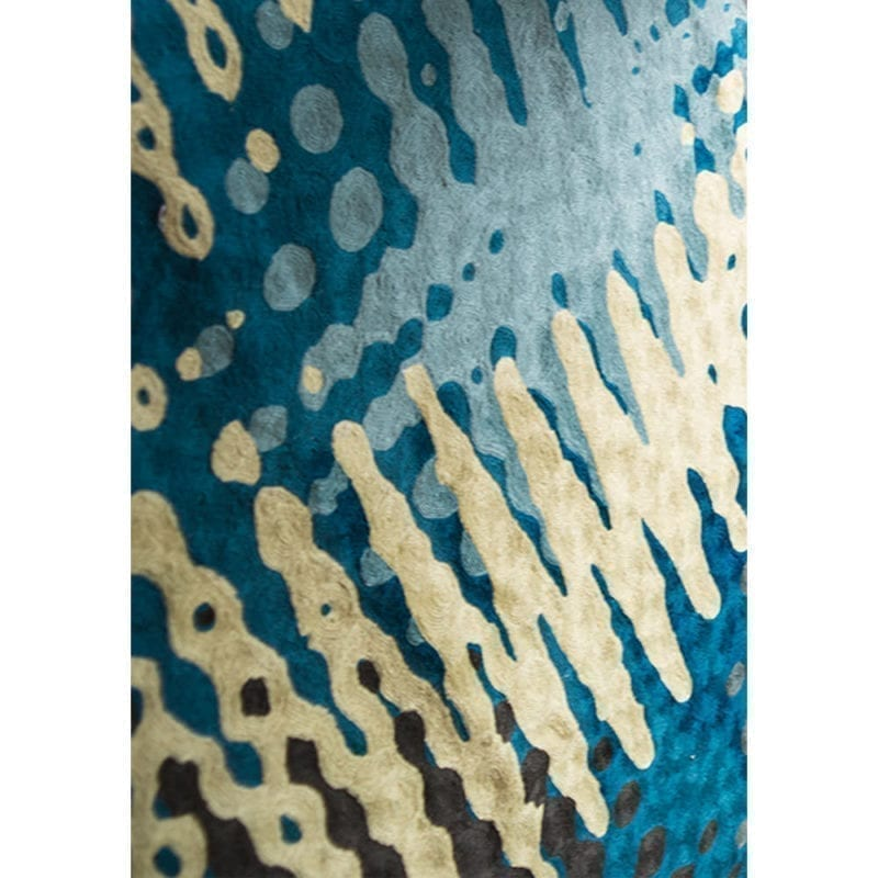 The Invisible Collection Reflection Rug Federica Tondato