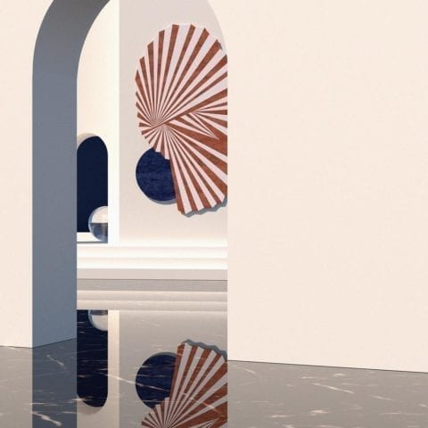 Nautilus Rug by Atelier Février - The Invisible Collection