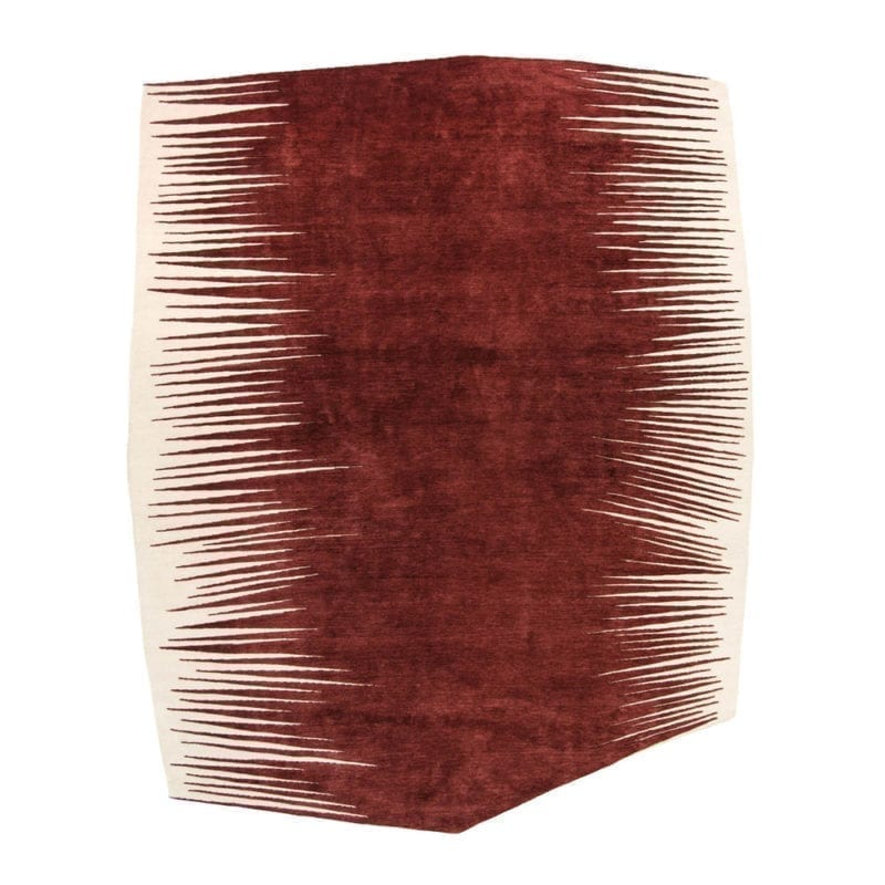 The Invisible Collection Peigne 2 Rug Atelier Février