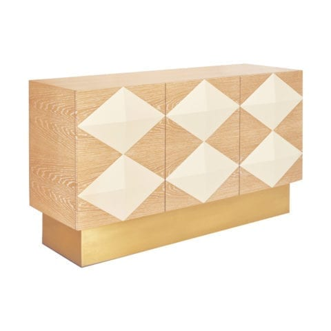 Cross The Line Sideboard by Damien Langlois-Meurinne DLM - The Invisible Collection