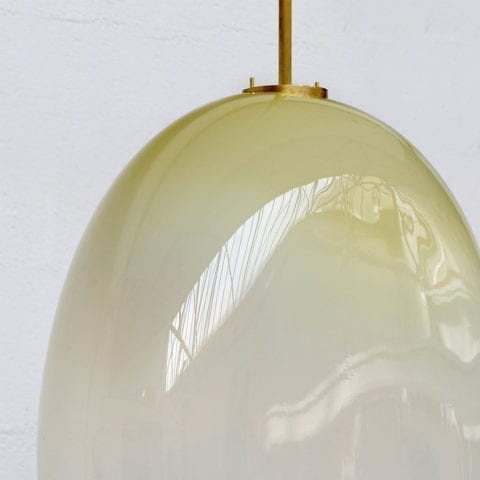 The invisible Collection Bella Figura Lamp Jeremy Maxwell
