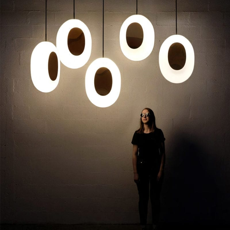 The Invisible Collection Light Capsules Jeremy Maxwell