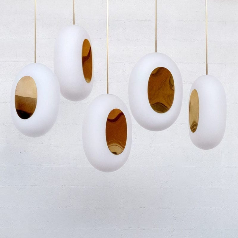 The Invisible Collection Light Capsules Chandelier Jeremy Maxwell