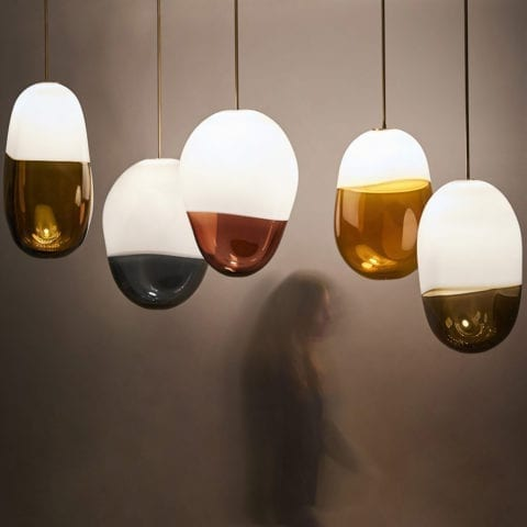 The Invisible Collection Pilule Lamp Jeremy Maxwell