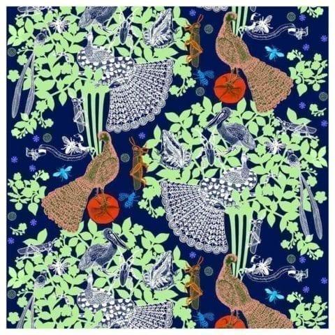 Papier Peint Noctambule No.2
