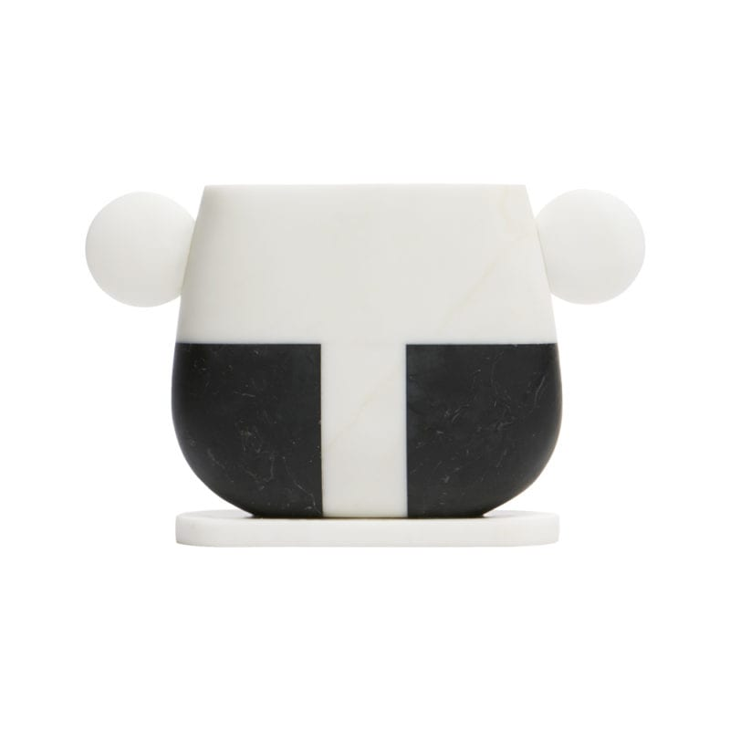 The Invisible Collection Tacca Bianco Nero