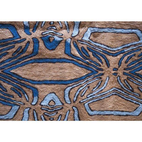 Turtle Blue Rug