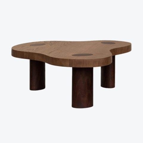 Walnut Mini Cloud Table