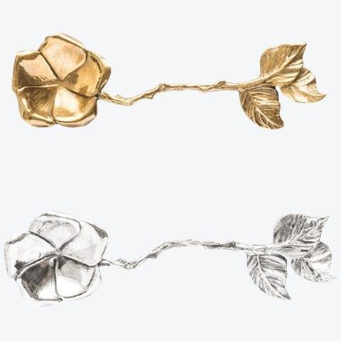 Leaf Teaspoon