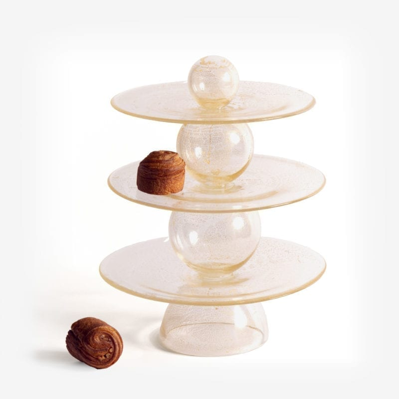 The_Invisible_Collection_Creations_Dragonfly_Particules_Elementary_Cake_Stand_1