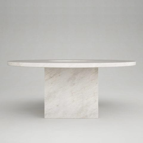 Apollo Dining Table Marble