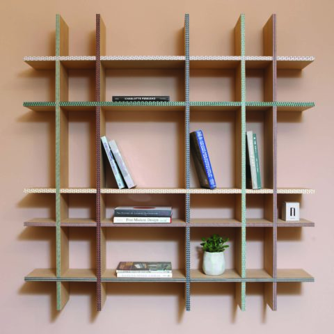 Funquetry  Shelving Unit
