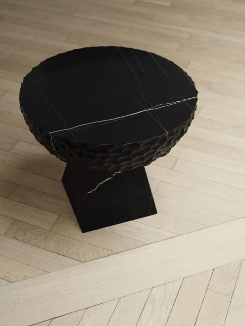 SKS01 Small Side Table by Louise Liljencrantz - The Invisible Collection
