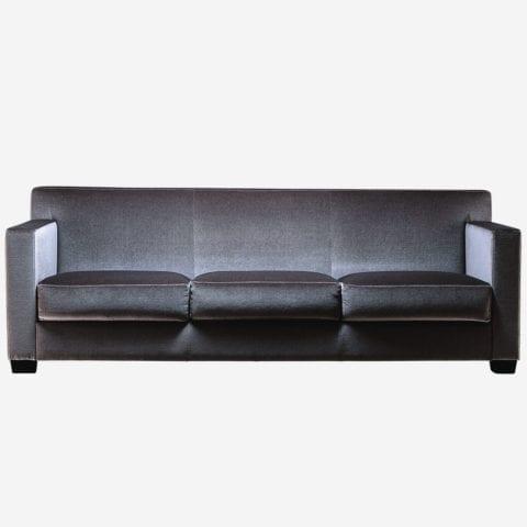 Sofa Upholstered Back 1932
