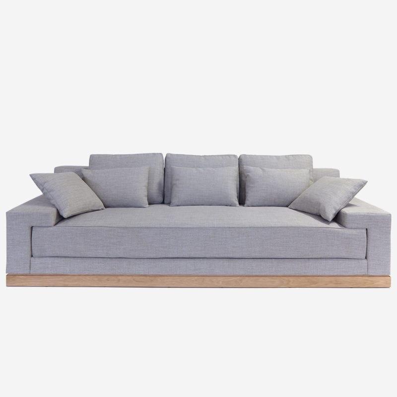 The Invisible Collection Belleme Sofa Ecart Bruno Moinard