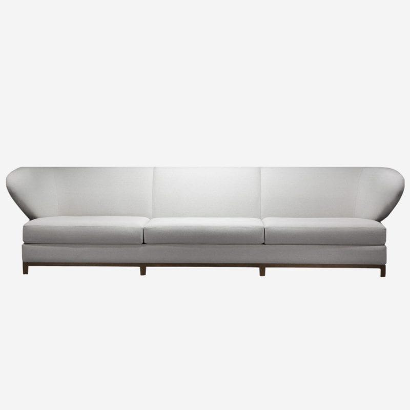 The Invisible Collection Ecart Bruno Moinard New Delhi Sofa