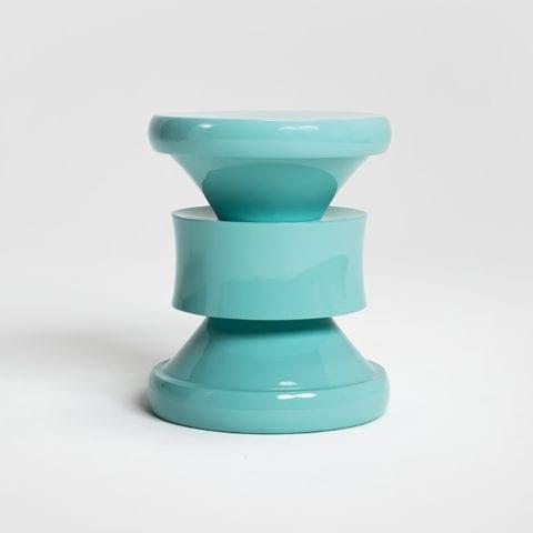 Barth Stool New Turquoise