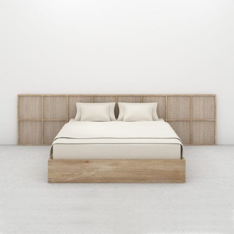 Samba 1 Bed & Headboard