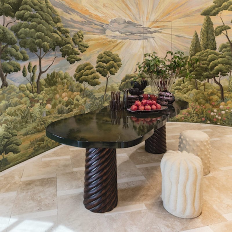 The Invisible Collection Nenuphar Table Laura Gonzalez