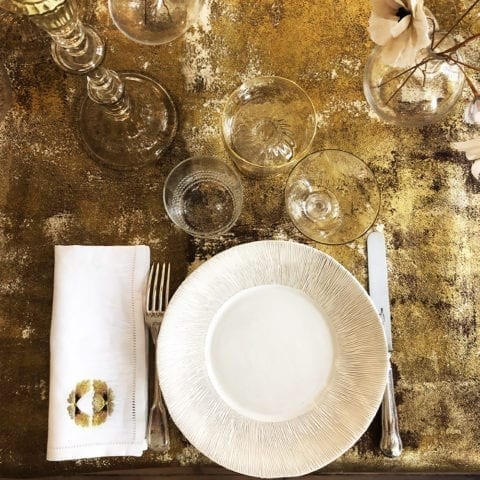 Glimpses of Giverny Dinner Set