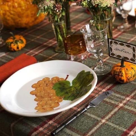 Tartan Delight Dinner Set