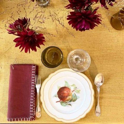 Autumn Treasures Dinner Set