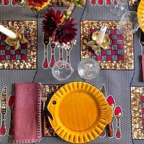 Total Wax Dinner Set – SOLD