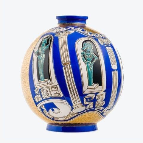 Vase Boule Coloniale Métaphore