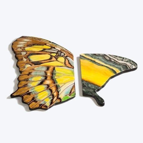 Faience Wings