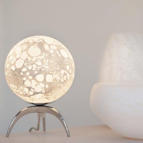 Table Lamp LEM Tripode Moon